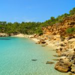 Ibiza island