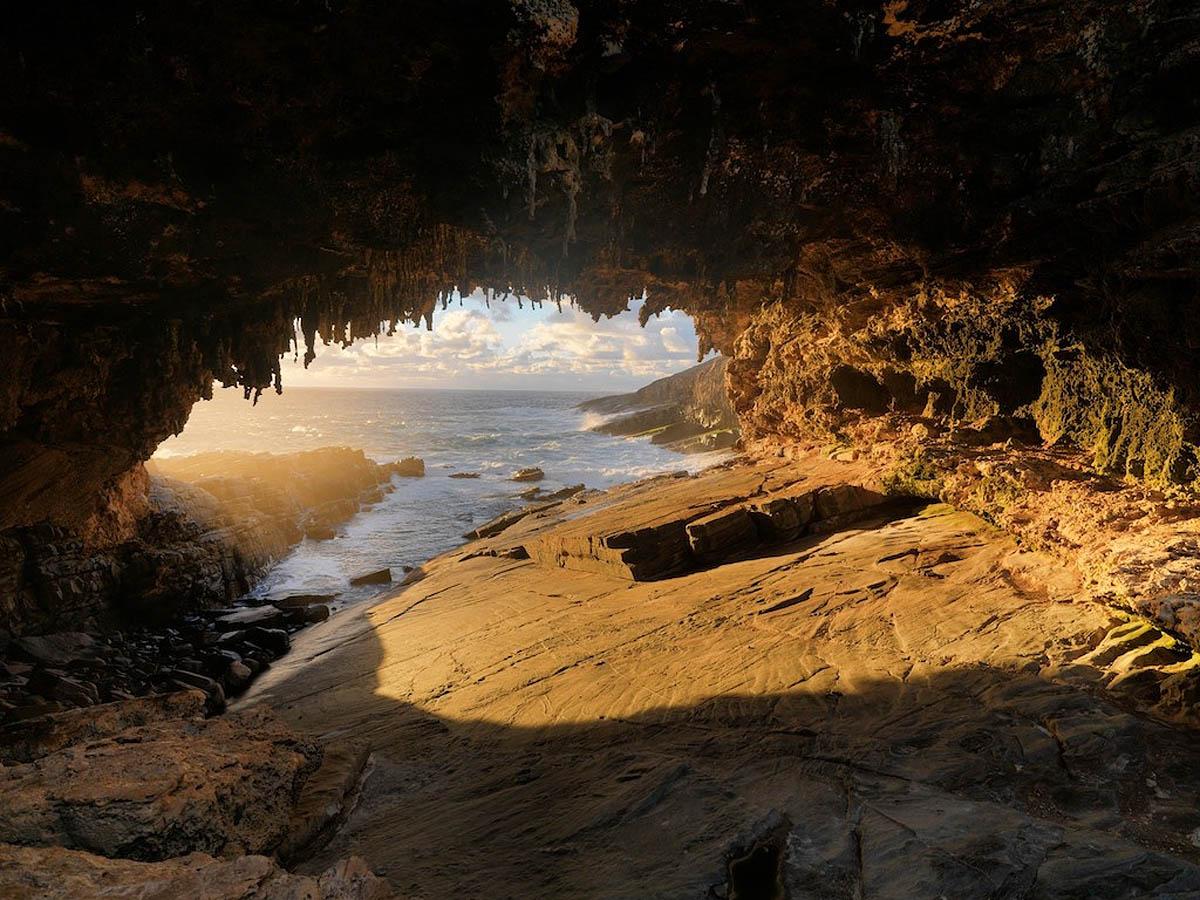 Адмиральская арка. Остров кенгуру