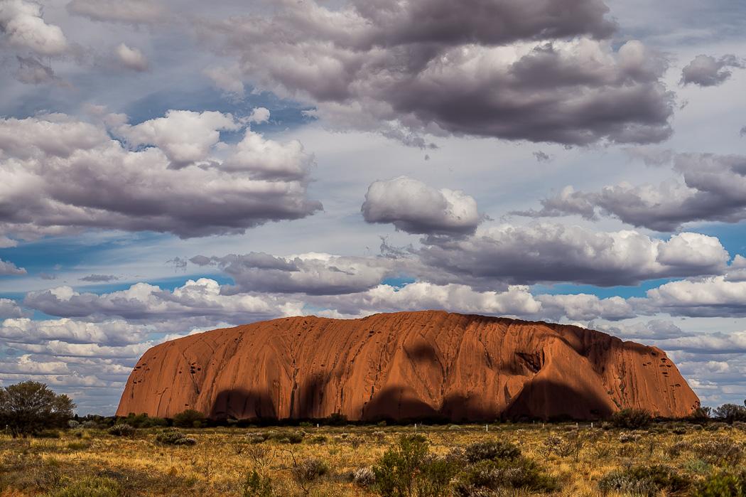 Айерс-Рок. Австралия