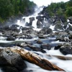 Чульчинский водопад4