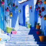 Шефшауэн (Chefchaouen) Марокко