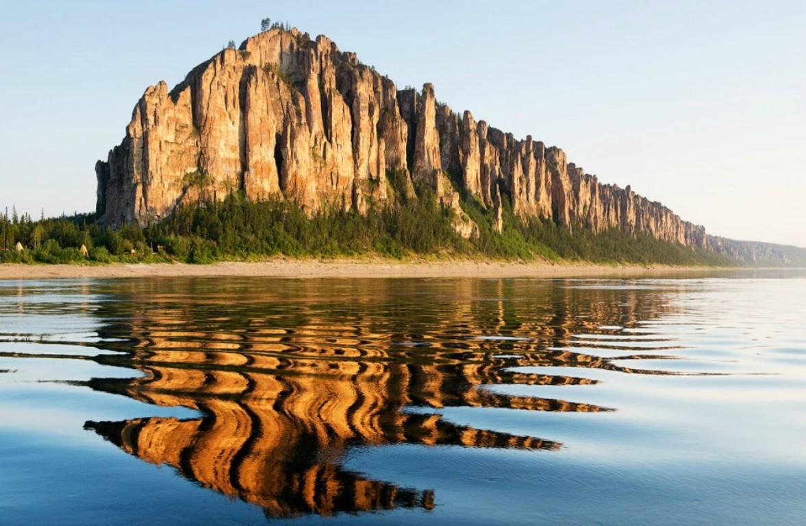 это фото ленские столбы россия река лена приезжали сюда курортной