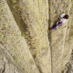 Покоритель скалы