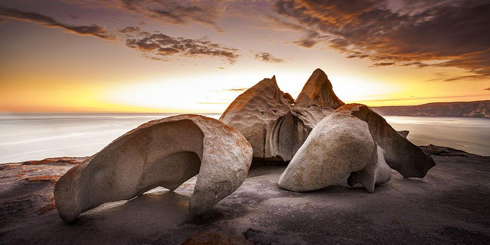 Замечательные скалы. Австралия