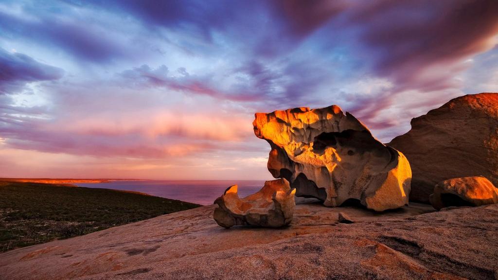 Замечательные скалы