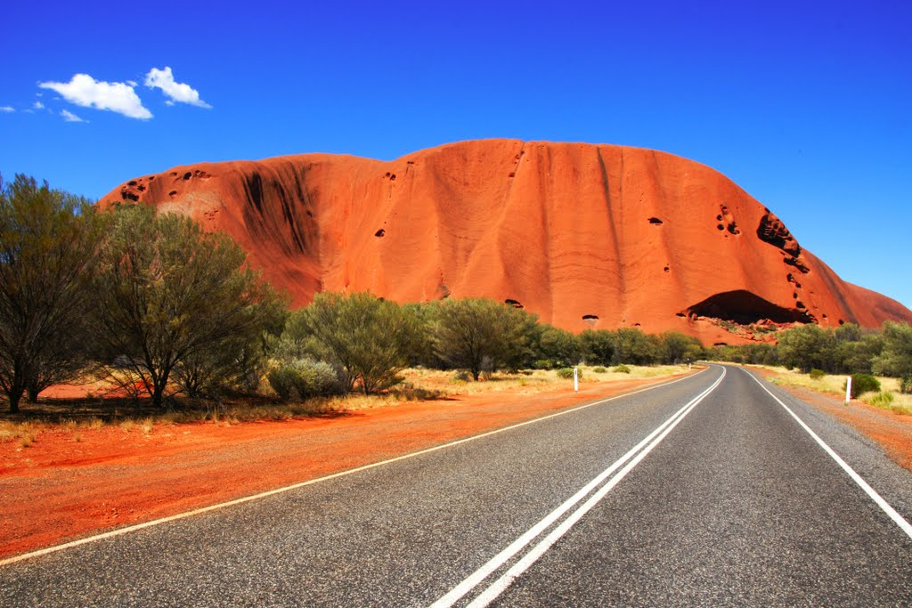 Uluru.Ausralia