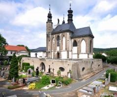 Чехия: Костница — церковь из костей