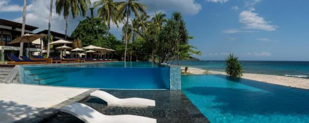 Индонезийский островок под названием Ломбок