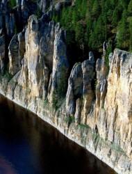 Колыбель человеческой цивилизации: Ленские Столбы (Россия)