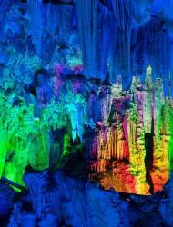 Пещера Reed Flute — Тростниковая флейта  (Китай)