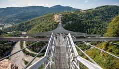 Самый длинный в мире пешеходный мост (Россия)