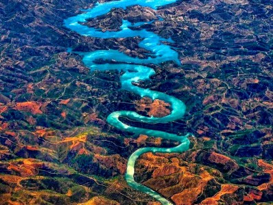 Река Синего Дракона (Португалия)