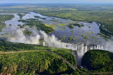 Водопад Виктория (Африка)