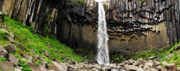 Свартифосс водопад (Исландия)