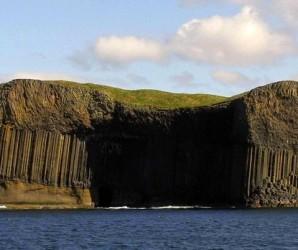 Пещера Фингала. (Великобритания)