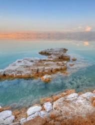Мертвое море: Израиль, Иордания